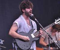 Yannis Philippakis of Foals, | ALEXIS WUILLAUME
