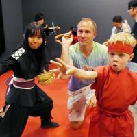 Nagoya Castle opens ninja school to train 'apprentices'