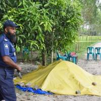 Dhaka attacker wanted in 2015 slaying of Japanese farmer: sources