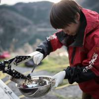 Greenpeace reports jump in radioactive contamination in Fukushima waterways