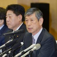 LDP vice chief negative about revising Article 9