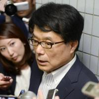Spurned by Sakurai, LDP mulls ex-internal affairs chief Masuda as candidate for Tokyo governor