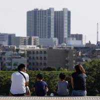 As Japan's population slides, one mayor wrestles with overcrowding