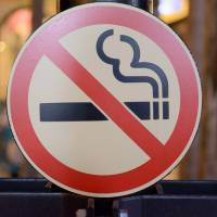 Smoking rate for Japanese men falls below 30%
