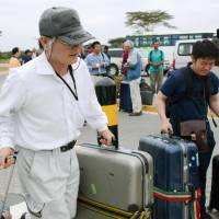 Japanese aid workers evacuated from South Sudan to Kenya amid violence