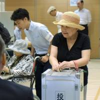 Corruption a recurring theme in Tokyoites' picks for governor