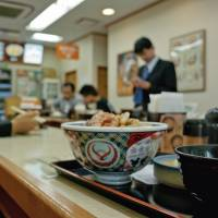 24-hour 'gyudon' restaurant arrives at Narita airport