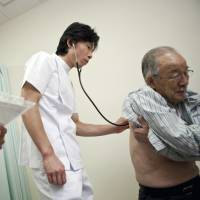 Cracks are appearing in Japan's 'healthy' image