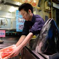 Emotions run high over Tsukiji fish market's move
