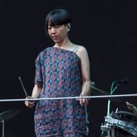 Starting early: Boredoms kicked off Fuji Rock Festival with some choice experimental songs.   JAMES HADFIELD