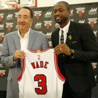 Wade reflects on move to Bulls