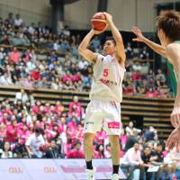 Akita's Shigehiro Taguchi is a fixture on the team that will compete in the Tohoku Cup in September. | KAZ NAGATSUKA