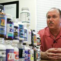 BALCO founder Victor Conte is a vocal critic of the IOC's handling of drug-related issues. | COURTESY OF VICTOR CONTE