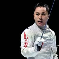 Fencer Ota targets gold in Olympic swan song
