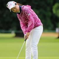 Uehara cards 4-under 68 in opening round at Portland Classic