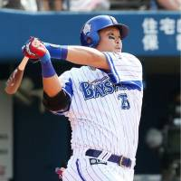 BayStars outplay Carp in scorching heat