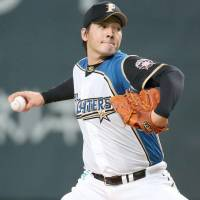 Hurler Arihara foils Marines as Fighters cruise to 13th consecutive victory