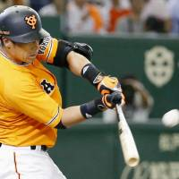 Giants' Aikawa comes through in clutch against BayStars