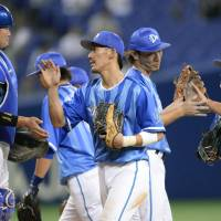 BayStars' Kubo shows poise, rises to challenge against Dragons