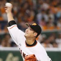 Giants clober CL rival Swallows