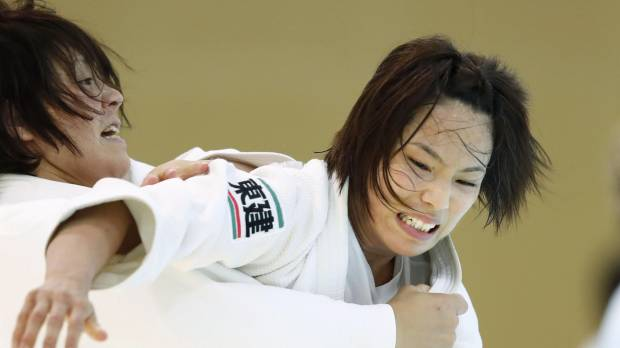 Japan hopeful of reclaiming past Olympic judo glory