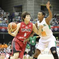 Japan women rout Senegal, complete three-game series sweep in Rio tuneup
