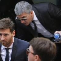 Messi given 21-month suspended sentence for tax fraud