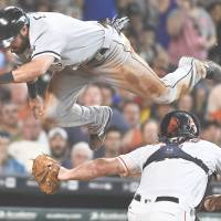 Sale wins 14th as ChiSox top Astros