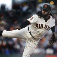Cueto makes case to be NL All-Star starter
