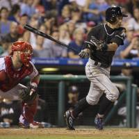 Ichiro just four hits from 3,000