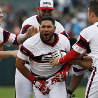 Cabrera lifts White Sox to victory in ninth