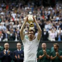 Murray tops Raonic to claim second Wimbledon title