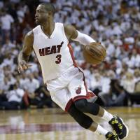 Wade bids Heat farewell, will return home to play for Bulls