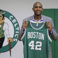 Celtics bring Horford on board
