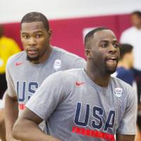 Team USA starts prepping for Rio