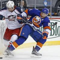 Lucic, Okposo land big deals