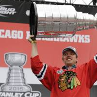 Two-time Stanley Cup winner Richards retires
