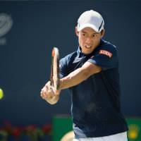 Nishikori overcomes slow start to reach Rogers Cup final