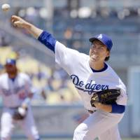 Maeda dominant as Dodgers earn third straight victory