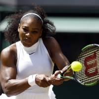 Serena advances to Wimbledon final with 48-minute demolition of Vesnina