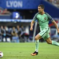 Ronaldo sparks Portugal past Wales, into Euro final