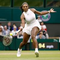 Serena rallies into third round