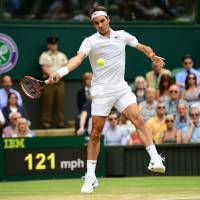 Federer, Murray, Serena advance to quarterfinals