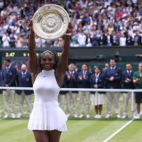 Serena beats Kerber, claims 22nd career Grand Slam title