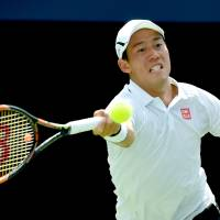 Nishikori makes Toronto semis