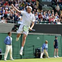 No. 41 Querrey stuns top-ranked Djokovic