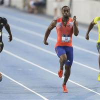 Gay gets chance to recapture relay medal
