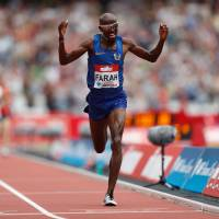 Farah dominant in final Rio tuneup