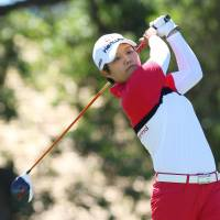 Nomura grabs share of fourth place midway through U.S. Women's Open