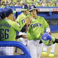 Swallows star Yamada firmly on MLB radar